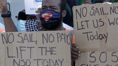 White House blocked CDC cruise ban extension. New no-sail order will expire Oct. 31