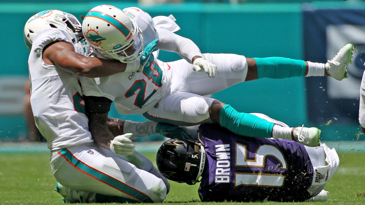 Dolphins safety who didn't play against the Chargers is 'feeling well' ahead of Week 5