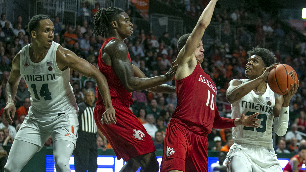 Kameron McGusty worth the wait as Miami men's basketball rolls over Quinnipiac