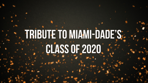 Here's how to watch the virtual celebration in honor of Miami's Class of 2020 graduates