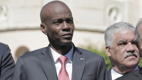 Haitian President, Jovenel Moïse, talks about Haiti's vote on the Venezuelan crisis in this March 2019 interview.