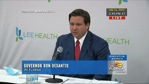 Trump's leaving the COVID-19 stage. Florida's DeSantis should assert his independence | Editorial