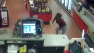 Dancing thief steals scratchers tickets from convenience store