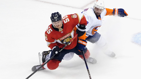 Noel Acciari believes Panthers can sustain Game 3 success vs. Islanders