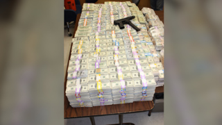 Prison for man with $22 million in cash in buckets