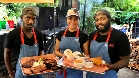 Find some of South Florida's best barbecue at this hidden stand in northeast Miami-Dade