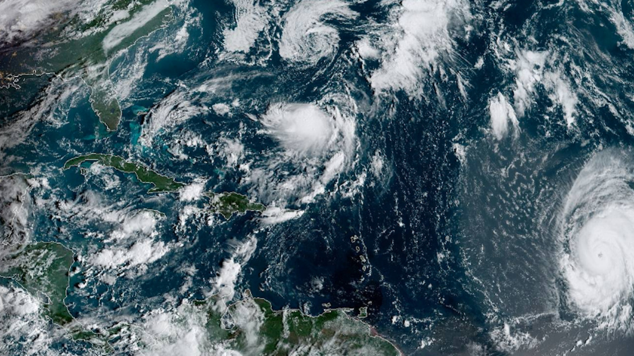 Tropical Storm Karen could loop toward Florida and the Bahamas this weekend