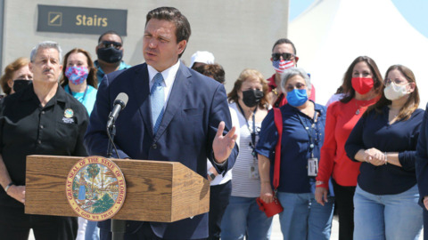 DeSantis' clash with Florida's cruise industry over vaccine passports will cost us all   Editorial