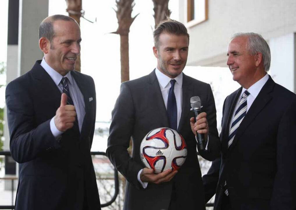 Beckham's soccer odyssey sees latest detour from Inter Miami to Interim Fort Lauderdale