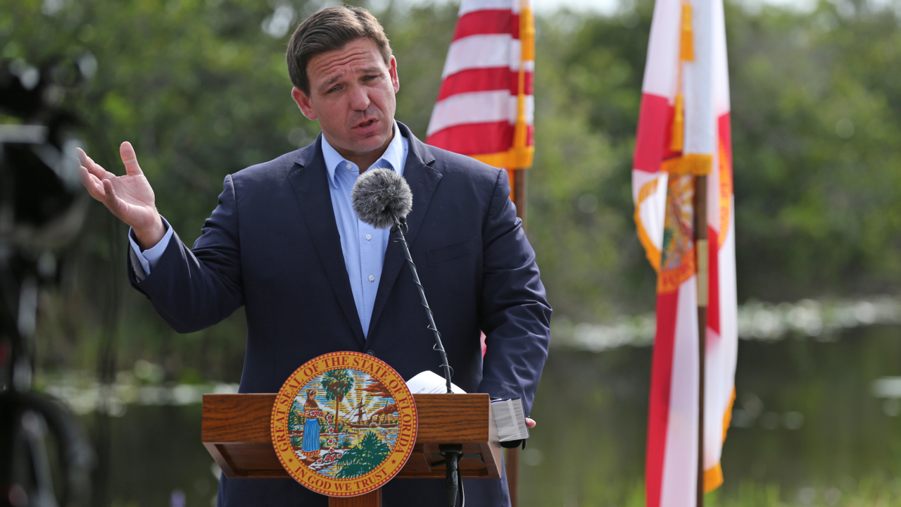 We have four words of advice for Biden, who says DeSantis should mandate masks in Florida   Editorial