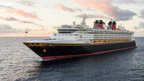 Charges dropped against Disney Cruise 'youth host'