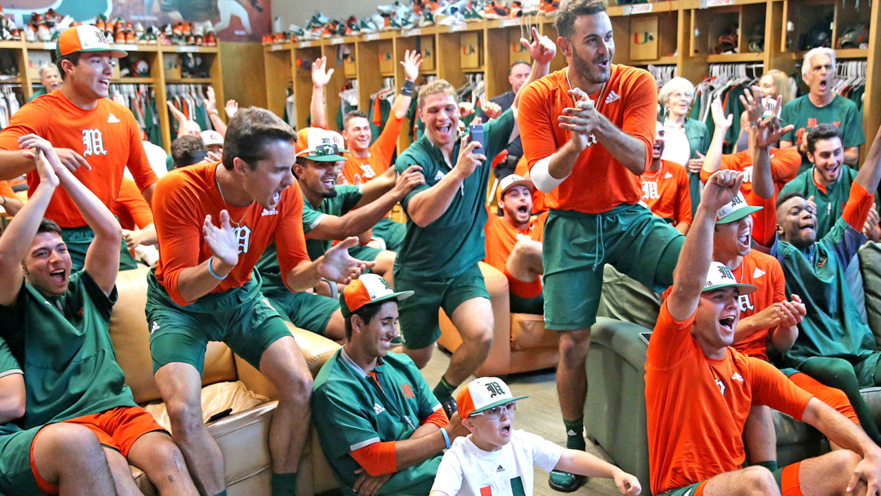 Miami Hurricanes get another talented pitcher taken in MLB Draft