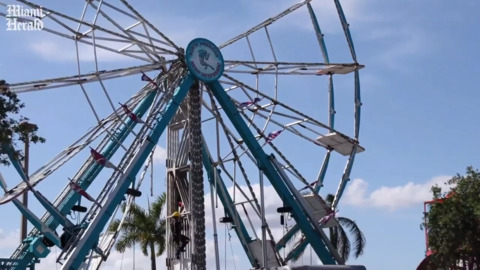 Miami-Dade County's Youth Fair is shutdown. What happens next?