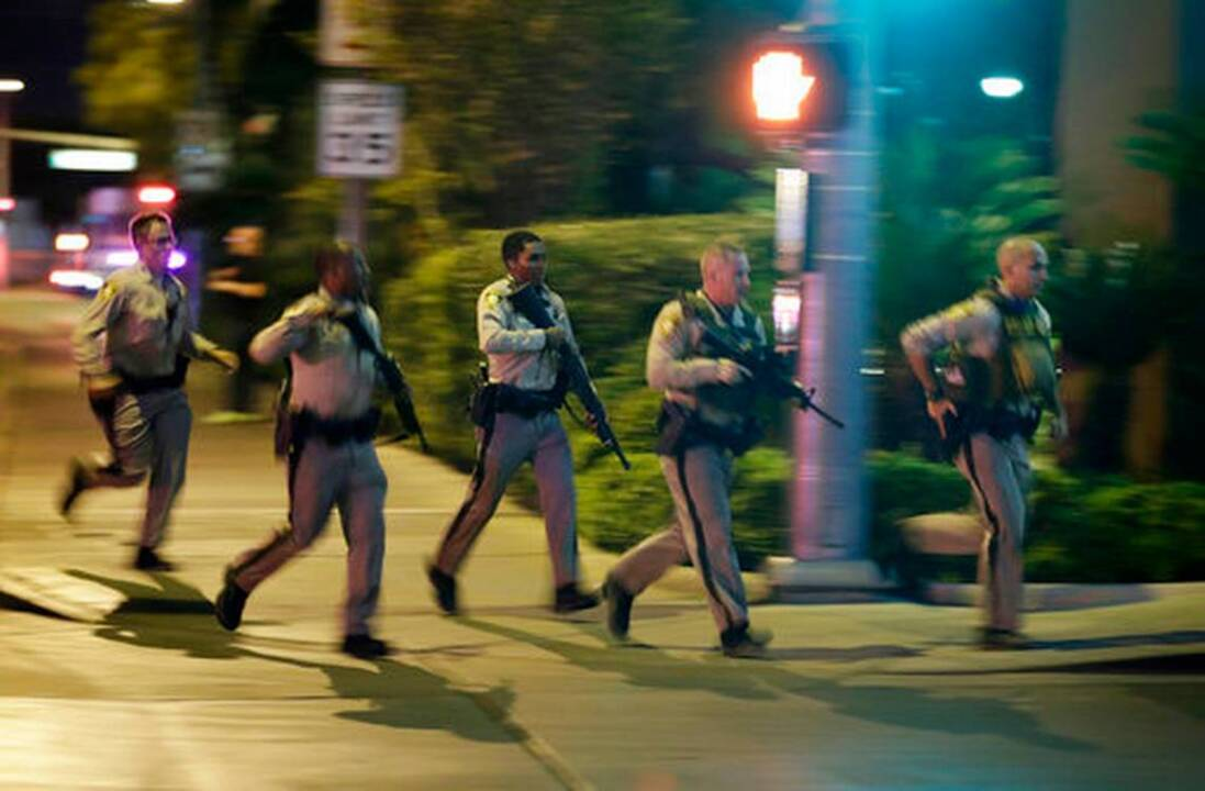 'We can't protect ourselves from everything.' Security officials cannot see what prevents another Vegas