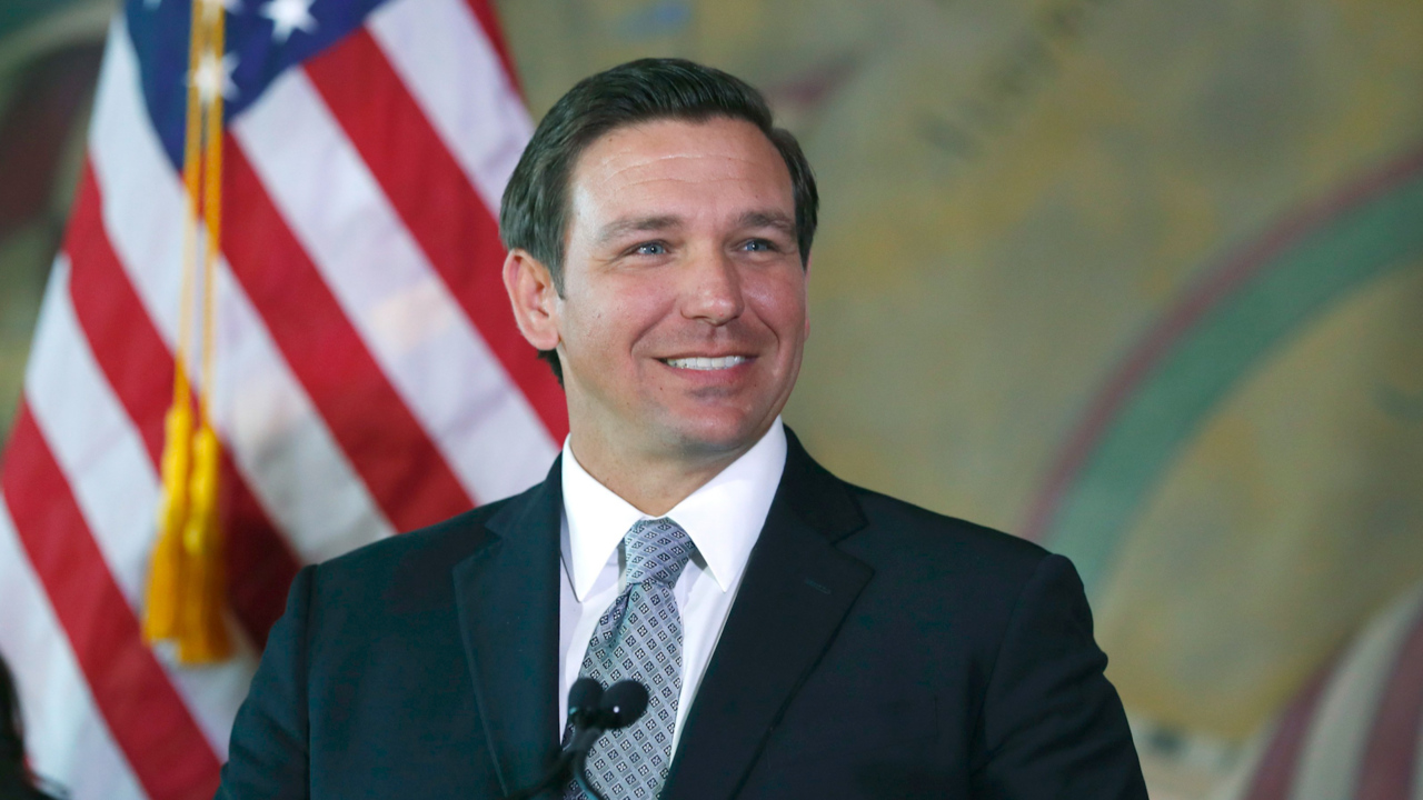 Florida Gov. DeSantis, Trump's former errand boy in Congress, is back on the job | Opinion