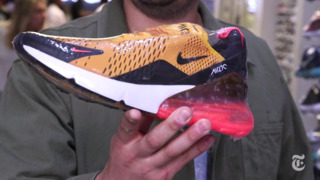 $30,000 sneakers? As demand grows for coveted shoes, so do prices