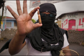 Behind the barricades: Inside Nicaragua's protest movement