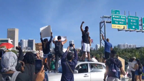 Dozens were arrested and jailed during Miami protests. Here's why convictions aren't likely