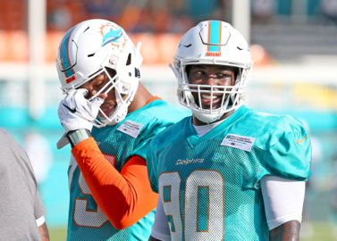 Miami Dolphins coach Brian Flores, safety Reshad Jones face tests at minicamp next week