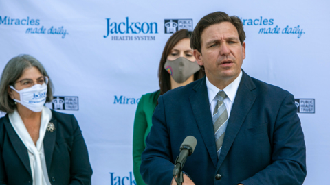 DeSantis says Florida teachers, school staff will not be prioritized for COVID-19 vaccine