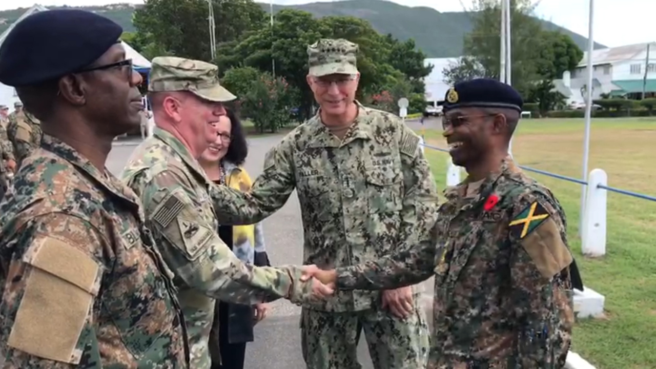 Venezuela, China are threats to Caribbean security, says Southcom commander