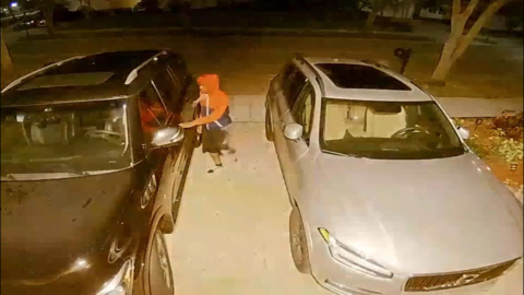 Video released of two men suspected in a string of car burglaries in Broward, BSO says