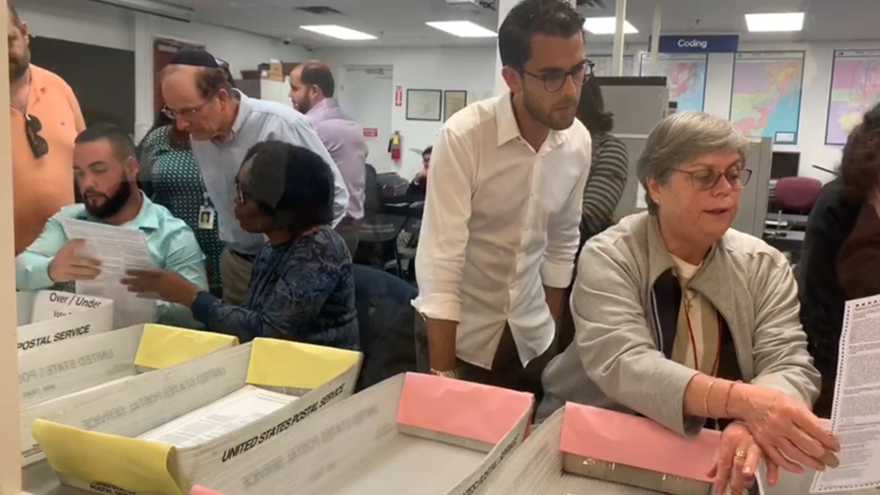 Miami, Hialeah and Miami Beach have runoff elections today. Here's what to know.