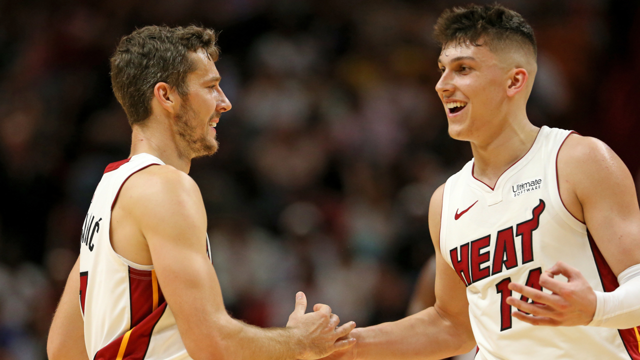Heat beats Hawks in Jimmy Butler's debut, but offensive balance carries Miami to win