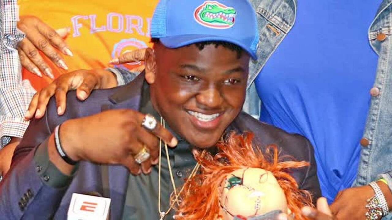 Signing Day Recruiting The Florida Gators History With Chucky