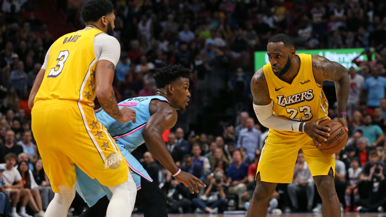 The Heat competed against the NBA's top team and more takeaways from loss to the Lakers