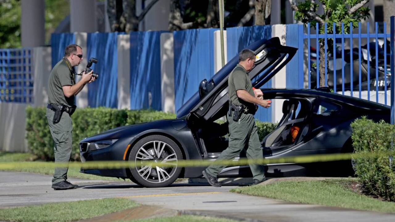 motorcycle shooting has  Rapper XXXTentacion shot, killed in South Florida | Miami Herald