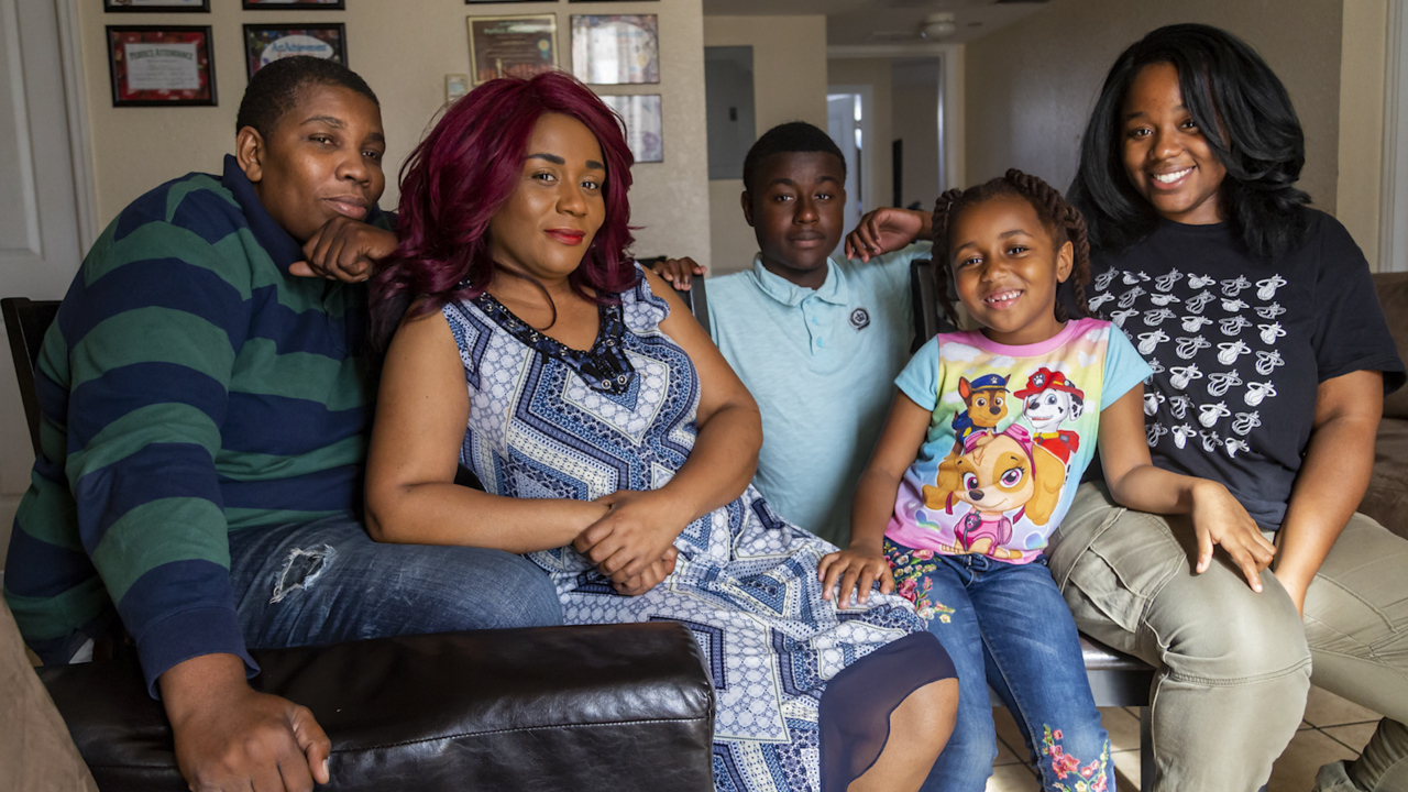 This mother of six was homeless  Here's how affordable
