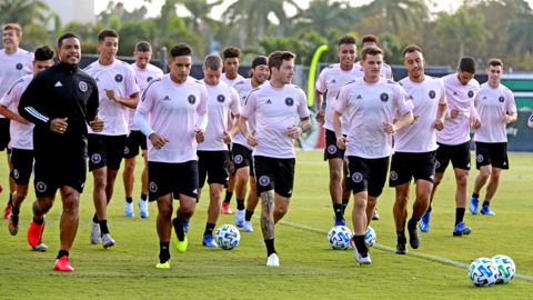 Inter Miami CF A.J. DeLaGarza insures he and Beckham wants this team to win in its first season