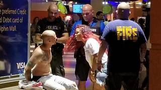 Man arrested by police after fight causes Dolphin Mall evacuation