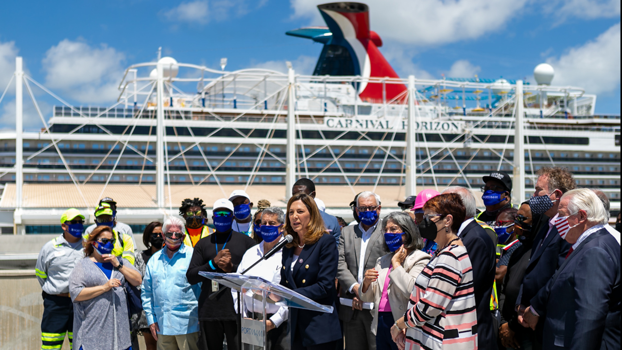 Florida GOP comes up with a doozy of an excuse for banning vaccine passports on cruises   Editorial