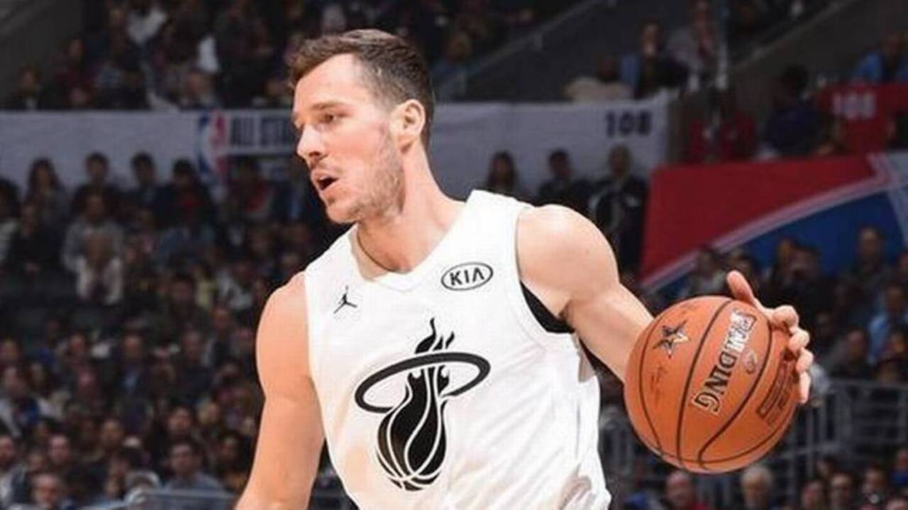 e9ffdd1ecc1 NBA All-Star Game  Miami Heat s Goran Dragic enjoys first appearance at 31
