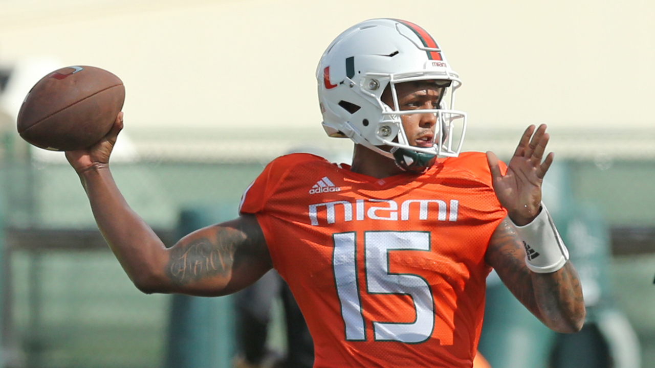 Here's why Miami Hurricanes took the bold gamble on Jarren Williams as starting QB | Opinion
