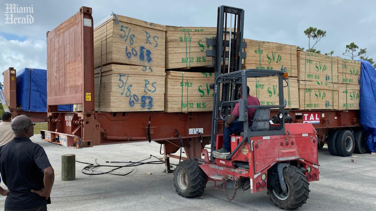 Recovery from Dorian continues in Bahamas as leaders prepare for 2020 hurricane season