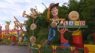 Toy Story Land opening at Disney's Hollywood Studios