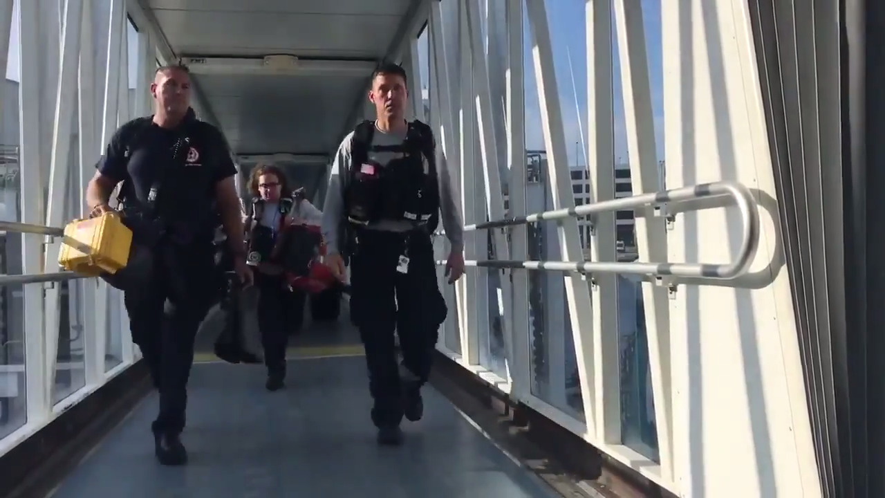 Rescue squads from Miami back from five-day deployment in Bahamas after Dorian