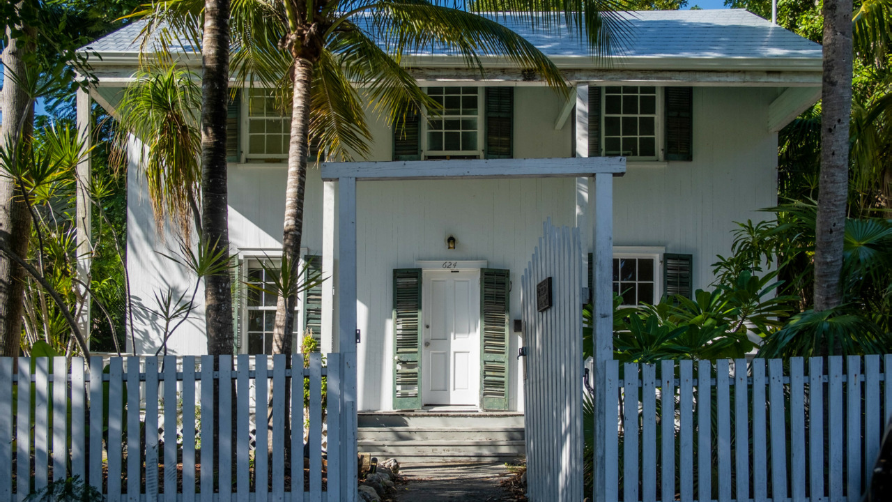 Poet Elizabeth Bishop's Key West home has sold for $1.2M. Here's what the owners plan