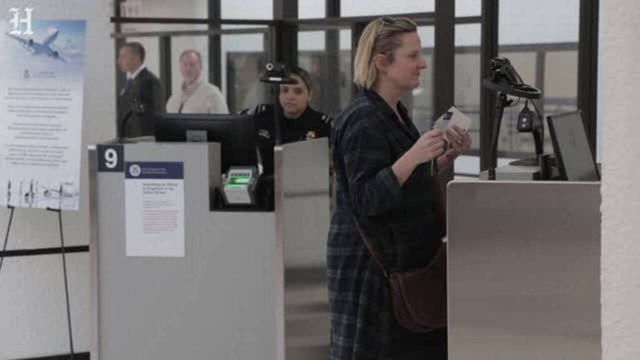At Charlotte and Raleigh airports, your face may soon become your passport