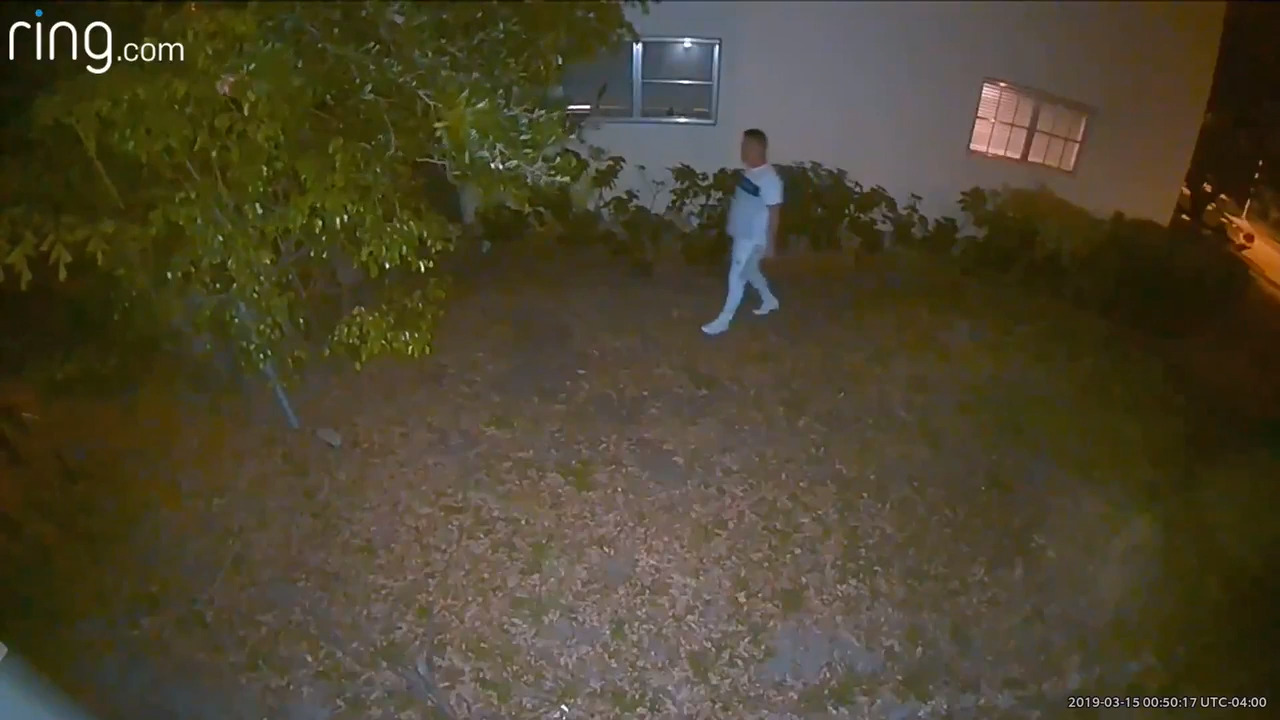 Man peeked in bedroom windows of Coral Gables homes, cops say — and Uber helped police
