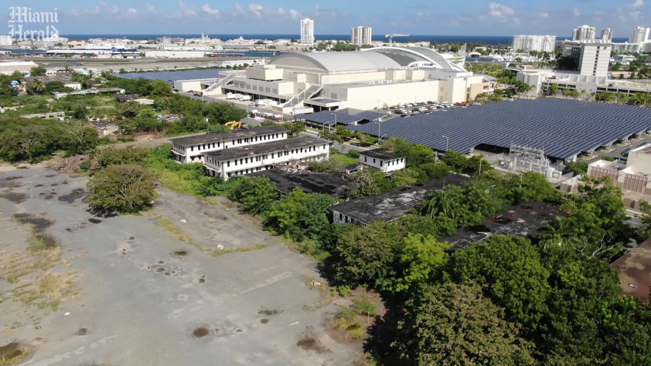 Boricua-wood? Developer dreams of building $70 million movie studio in Puerto Rico