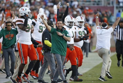 The son of former Miami DB Selwyn Brown has quickly become a top UM recruiting target