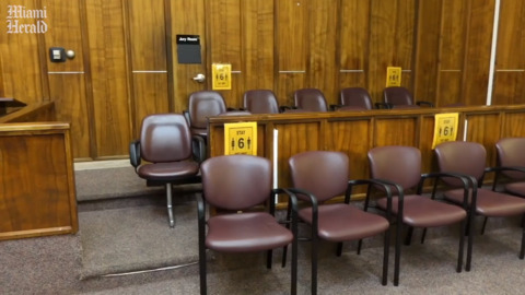 Got a jury summons in Miami? A guide to serving in court under new COVID safety rules