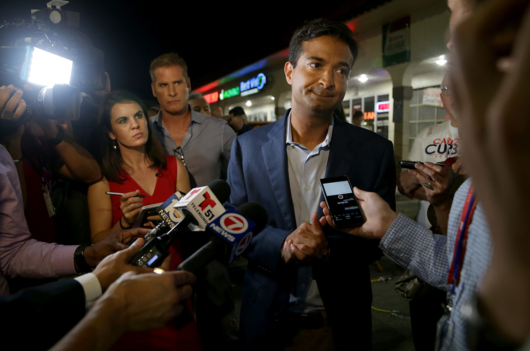Curbelo's campaign and office paid $390K to a friend who is now his business partner