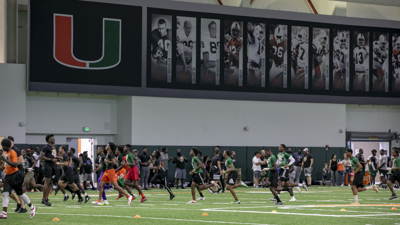Everything you need to know from Paradise Camp: Updates on QB commit, Darnell Washington