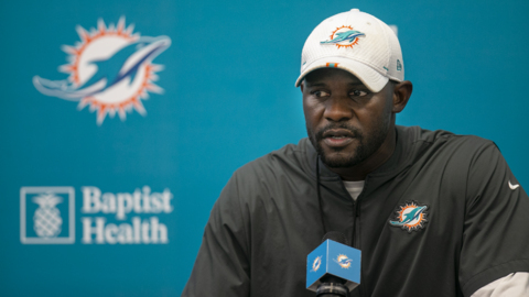 The Miami Dolphins valued this trait important to coach Brian Flores in free agency