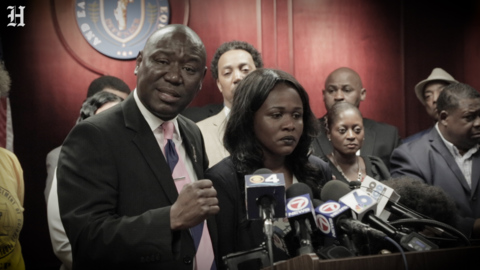 Family, black leaders lash out against deputies who slammed teen's head into pavement
